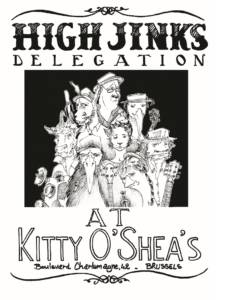 high jinks july